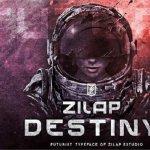 Zilap Destiny Font