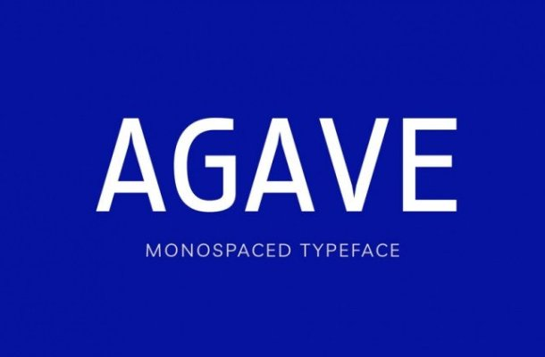 Agave Free Typeface