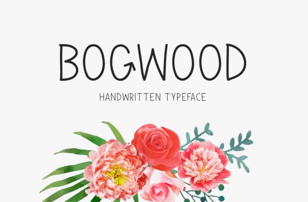 Bogwood Font