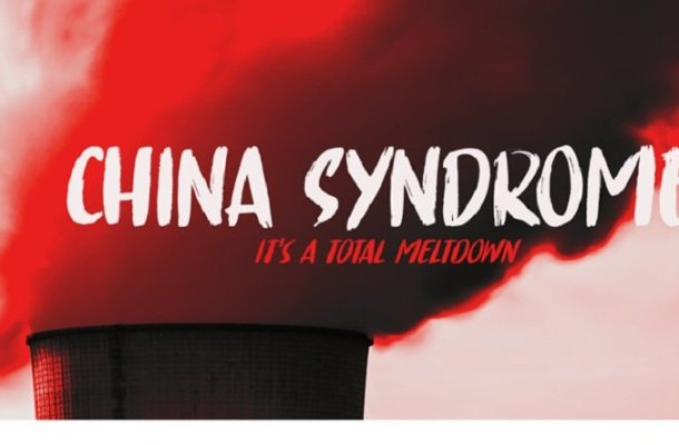 China Syndrome Font