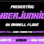 Cyberjunkies Font