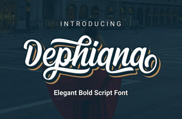 Dephiana Font
