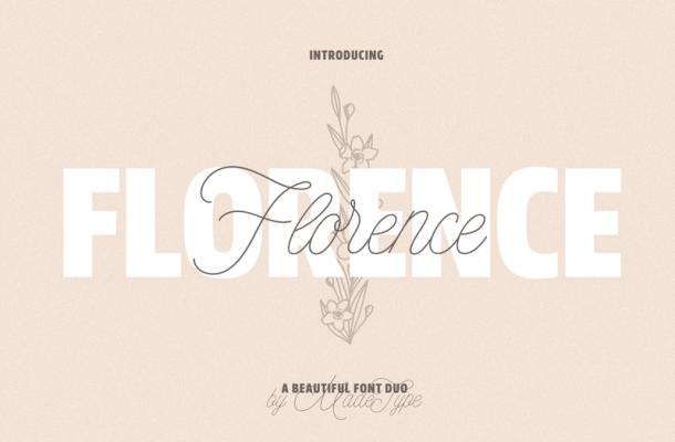 MADE Florence Sans Font