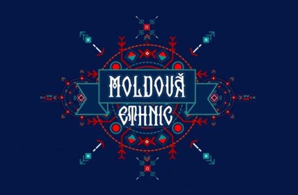 Moldova Ethnic Free Font