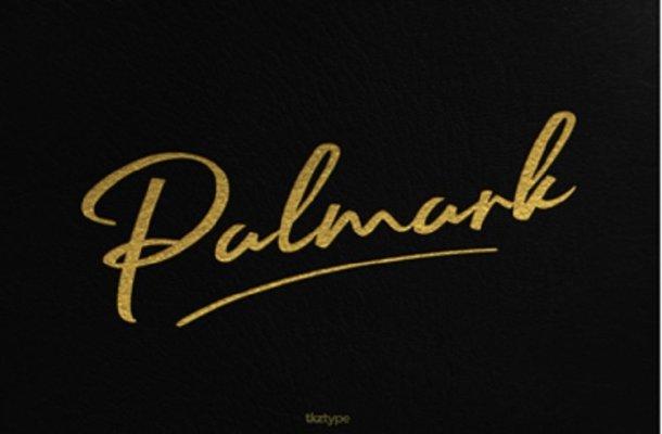 Palmark Font