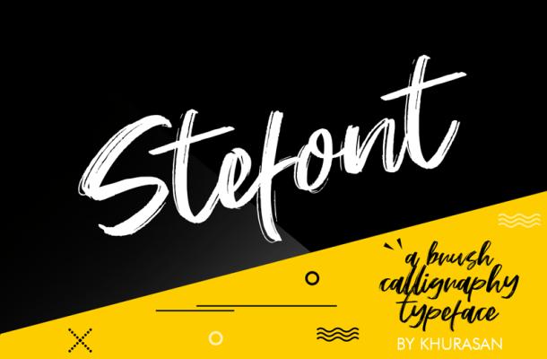 Stefont Font