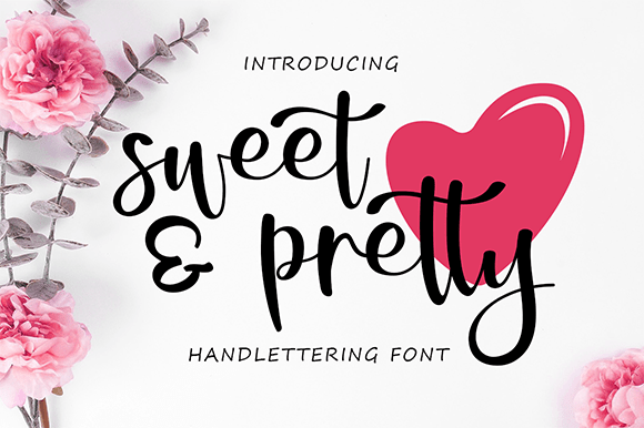Sweet And Pretty Font
