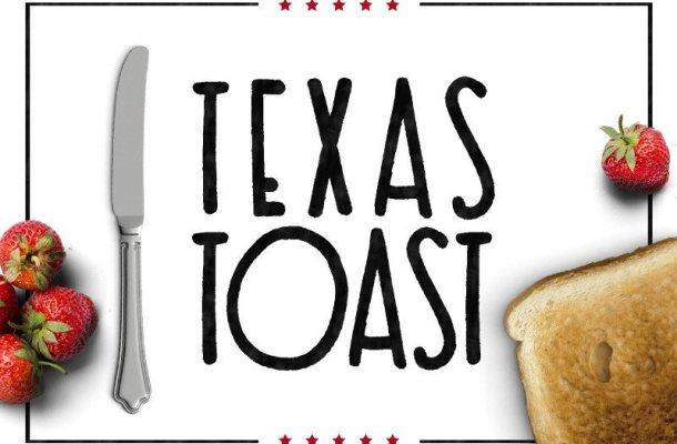 Texas Toast Font