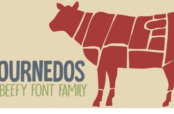 Tournedos Font
