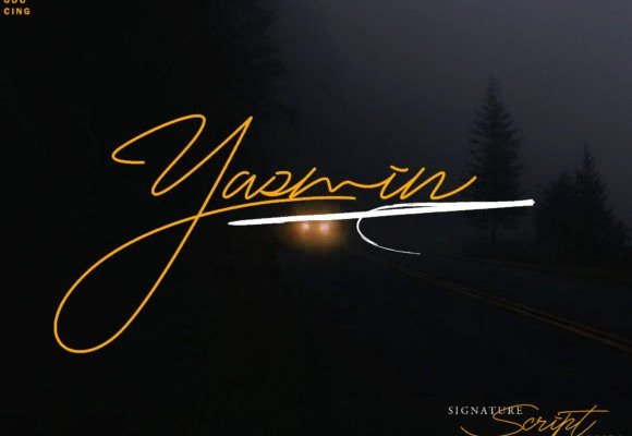 Yasmin Handwritten Font