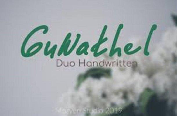 Guwatel Font