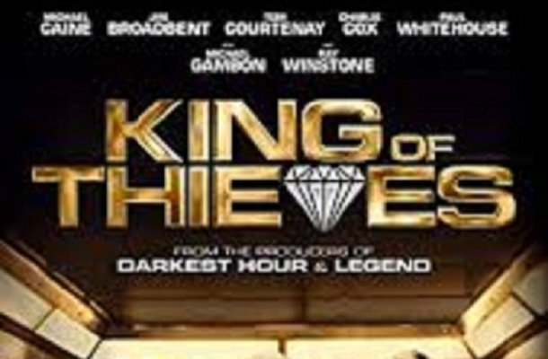 King Of Thieves Script Font