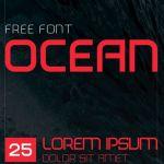 Ocean Font Family