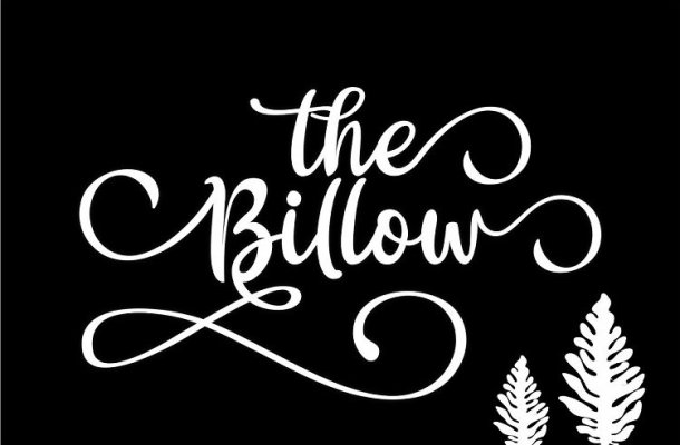 The Billow Font