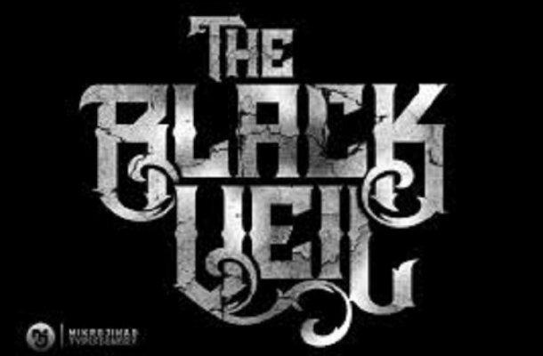 The Black Veil font