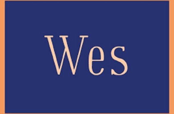 Wes Serif Font
