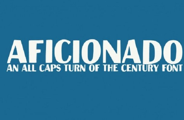 Aficionado Typeface