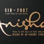 Anisha Font Family