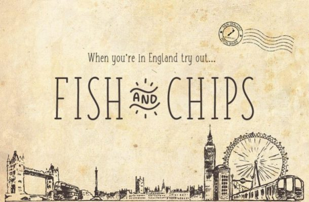 Fish And Chips Handwritin Font