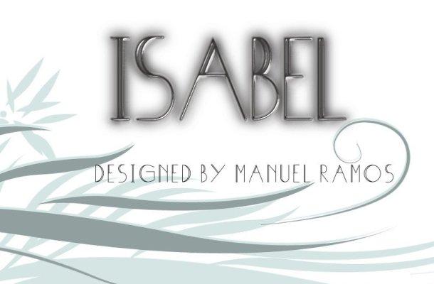 Isabel Display Font