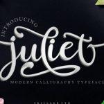 Juliet Script Font