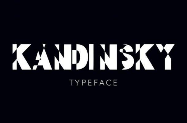 Kandinsky Font