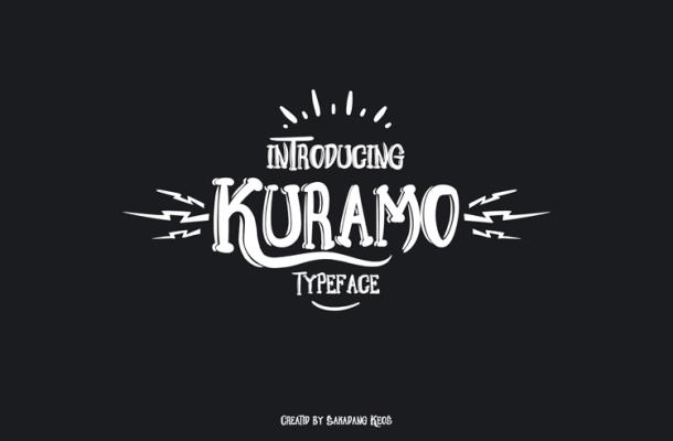 Kuramo Font