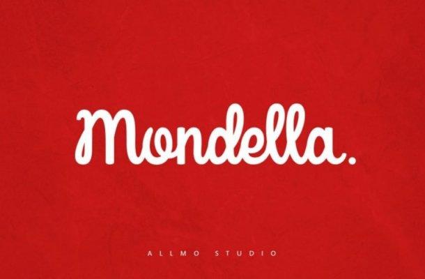 Mondella Script Font