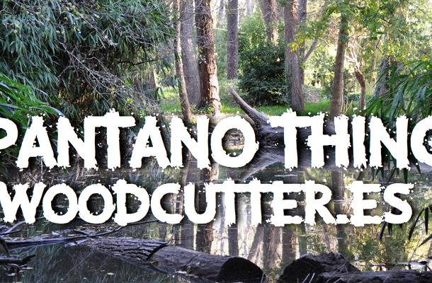 Pantano Thing Font