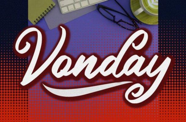 Vonday Script Font