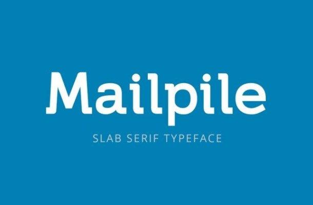 Mailpile Font