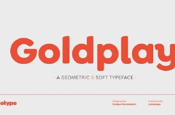 Goldplay Sans Font Family