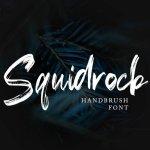 Squidrock Font