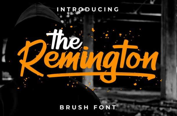 Remington Font