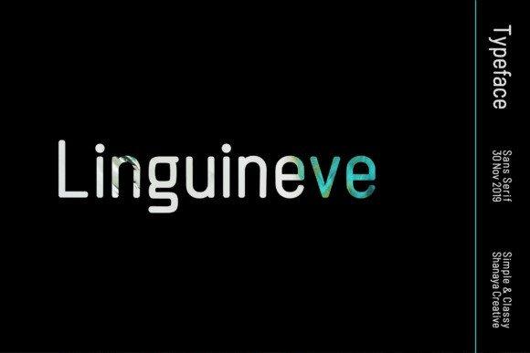 Linguineve Sans Font Free
