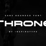 Throne – Rounded Sans Font