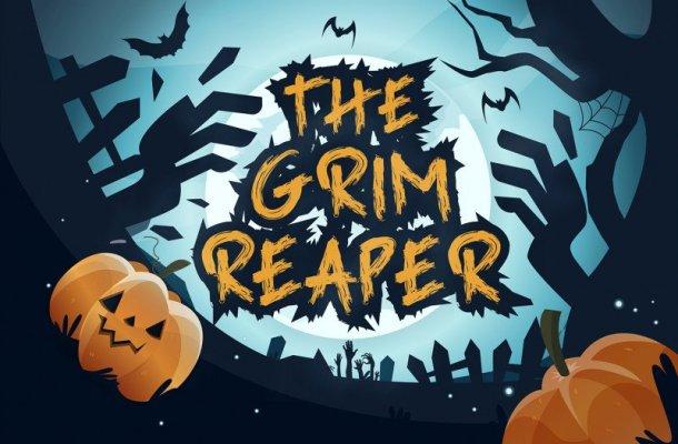Grim Reaper – Handbrush Font