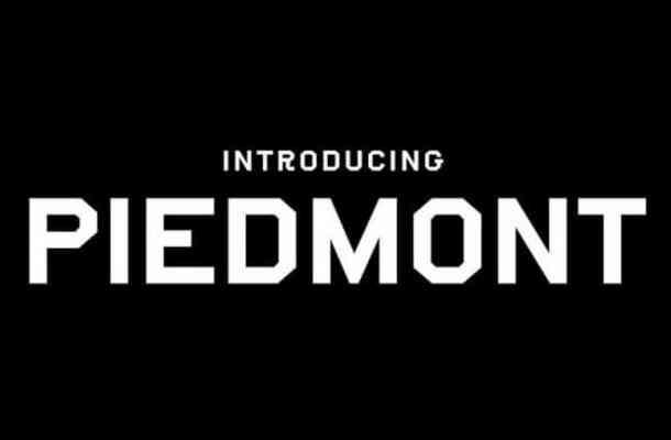 Piedmont Display Font