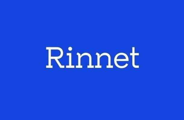 Rinnet Slab Serif Font Free