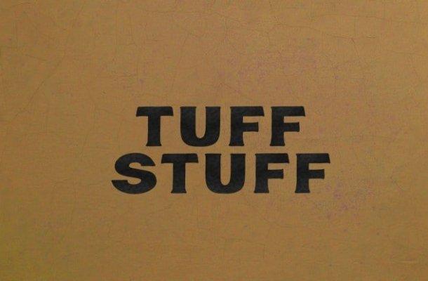 Tuff Stuff Serif Font Free