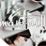 Marshill Script Font Free