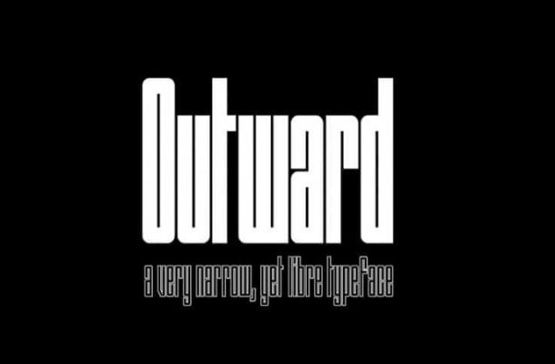 Outward Display Font