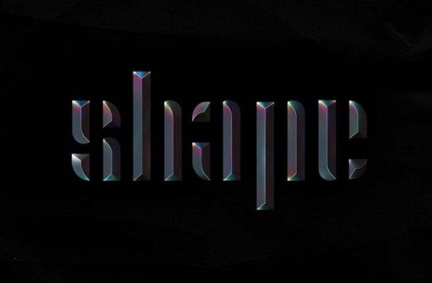 Shape Display Font Free
