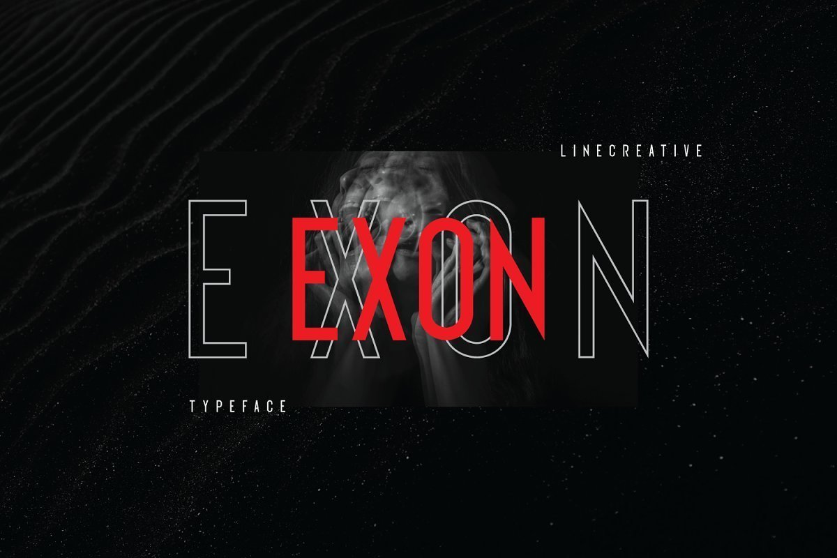 Exon-Font