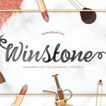 Winstone Font