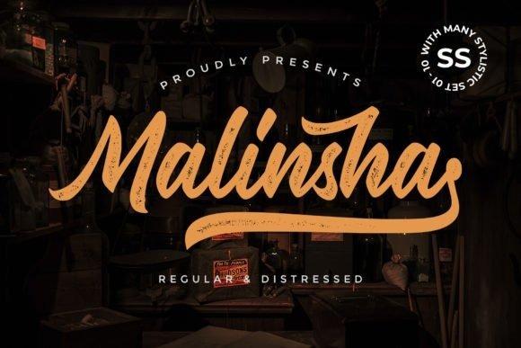 malinsha-font