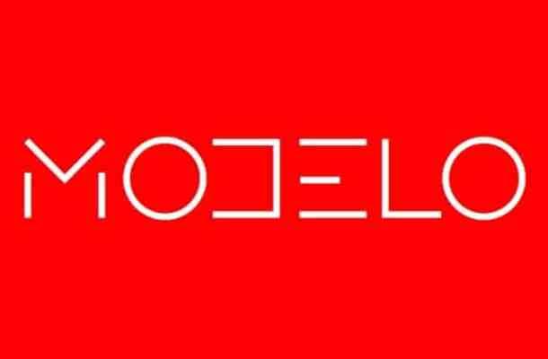 Modelo Display Font