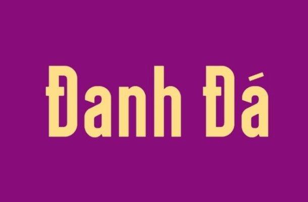Danh Da Sans Serif Font