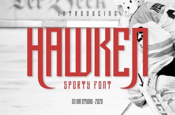 Hawken Font