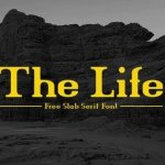 The Life Font